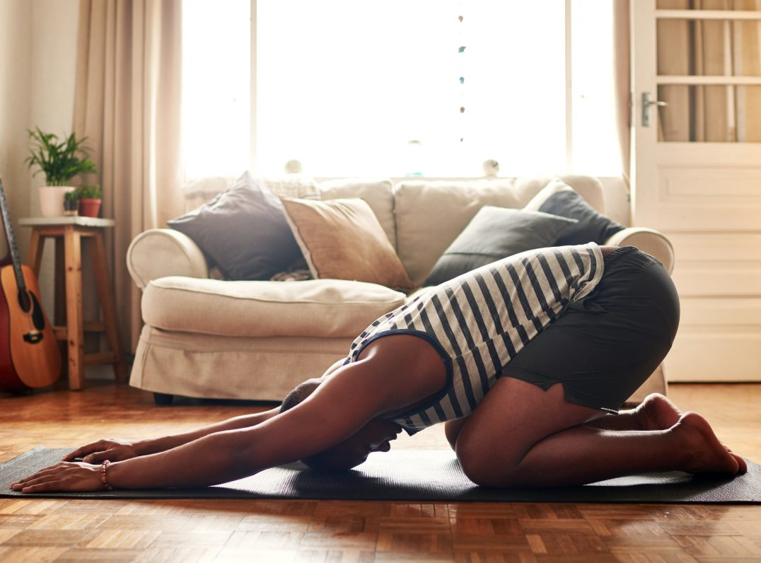 Reduce your Stress with Yoga!